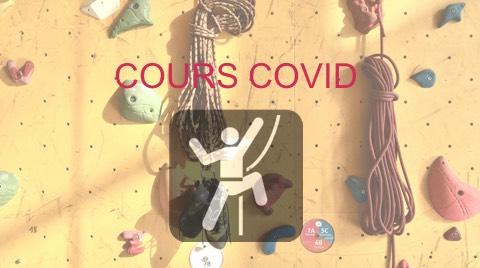 Picto Escalade cours COVID